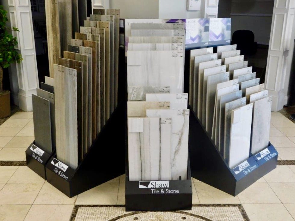 Choice-Floor Center Showroom Shaw Tile Stone Flooring | Choice Floor Center, Inc.