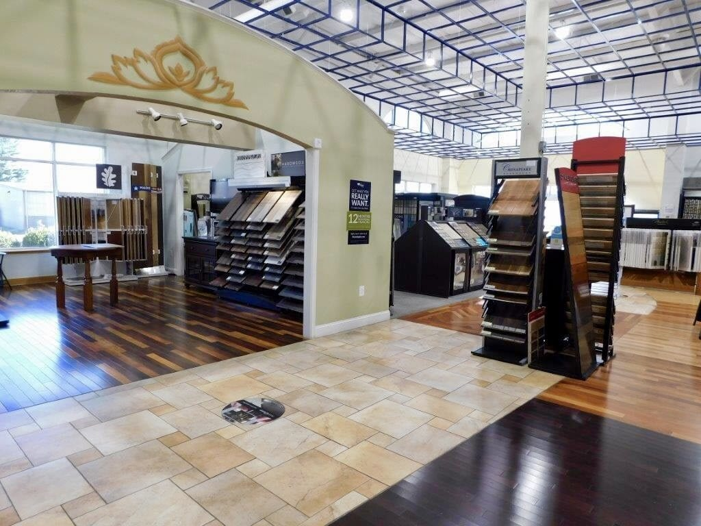 Choice Floor Center Showroom Tile and Hardwood | Choice Floor Center, Inc.