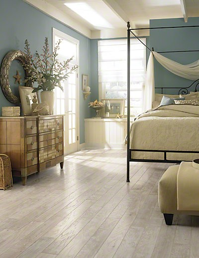 Light and Airy Bedroom design   Choice Floor Center, Inc.