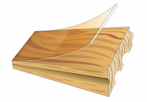 Hardwood solid illustration | Choice Floor Center, Inc.